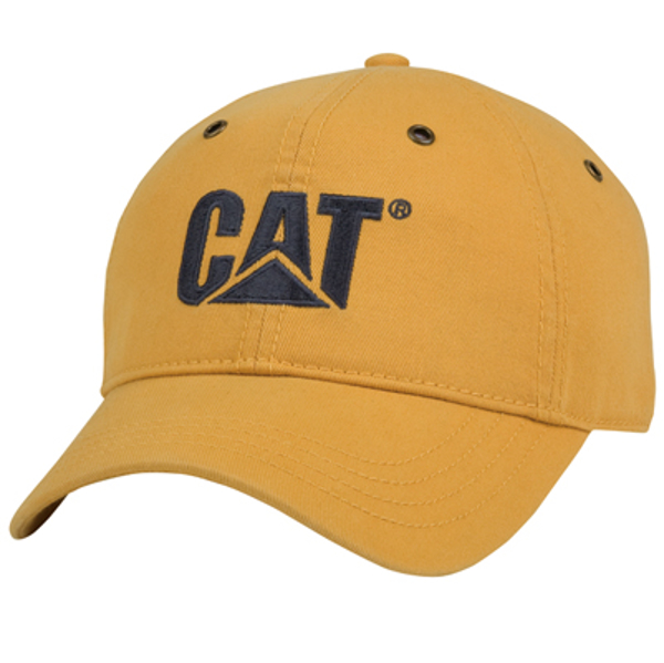 Picture of Mustard Caterpillar Cap with Grommets