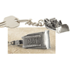 Picture of D11T Track-Type Tractor Pewter Replica Key Tag