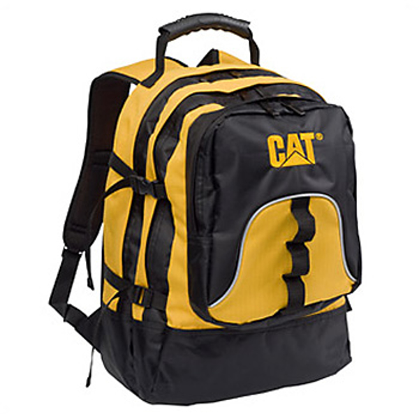 Picture of CAT Yellow Backpack