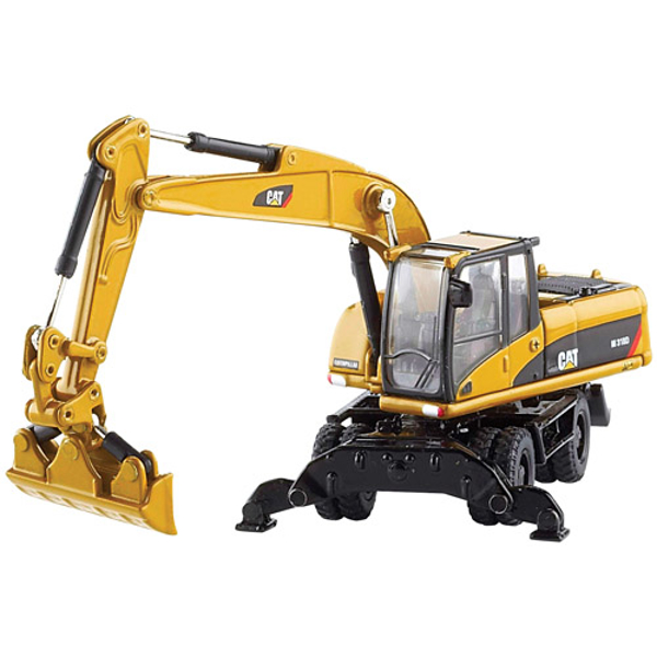 Picture of CAT M318D Wheeled Excavator