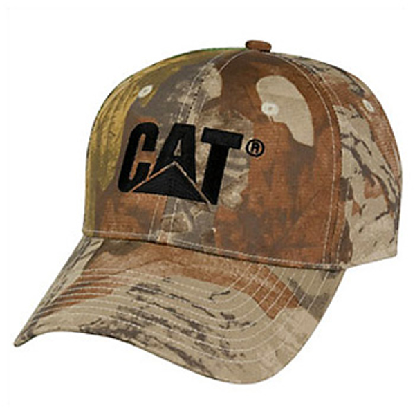 Picture of Caterpillar Camo Cap