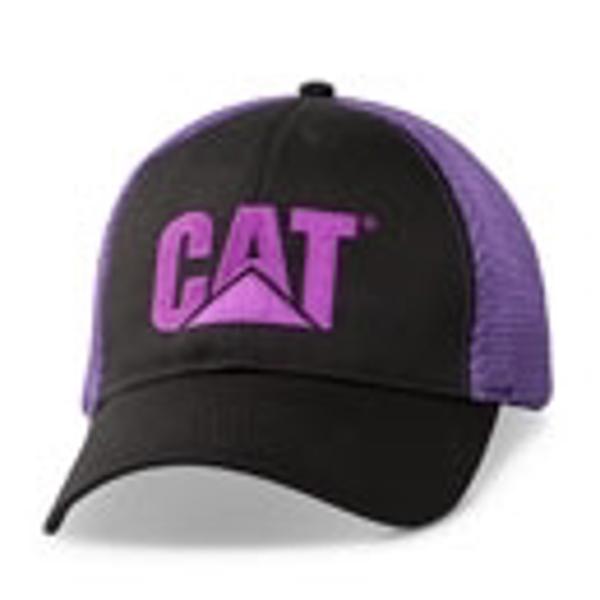Picture of Purple Mesh Cap