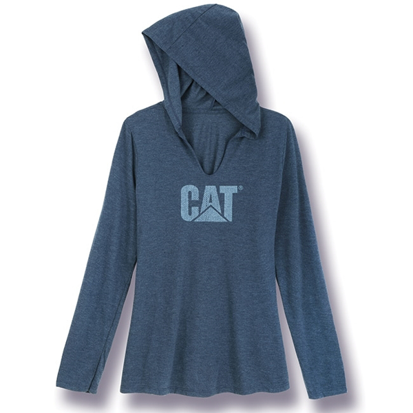 Picture of Long Sleeve Hoodie T-Shirt