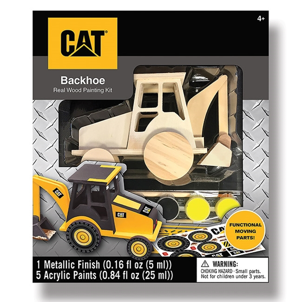 Picture of Real Woods Painting Kits (Backhoe)