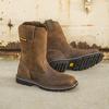 Picture of Wellston Steel Toe Dark Brown