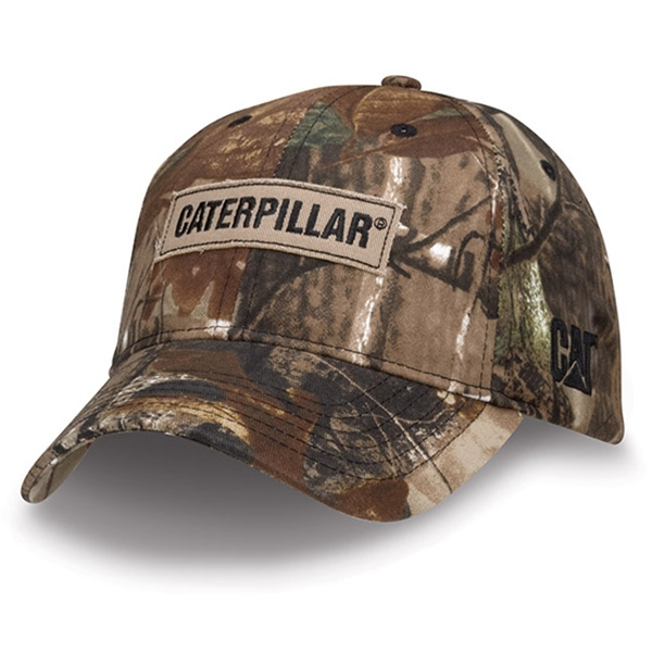 Picture of Patch Camo Cap