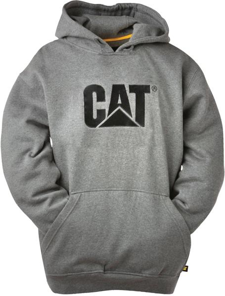 Picture of Dark Heather Grey Trademark Hooded Sweatshirt
