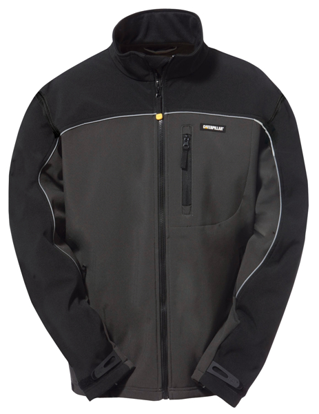 Picture of Graphite Soft Shell Jacket