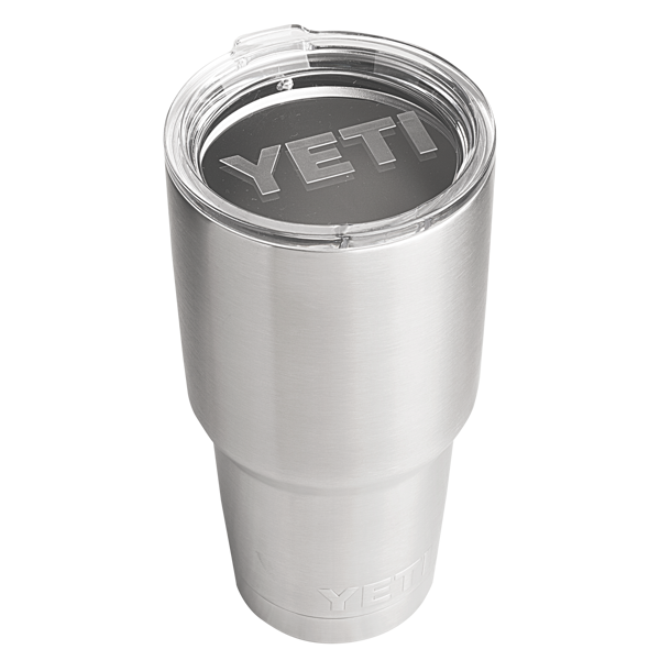 Picture of Yeti Rambler 30  Stainless Steel