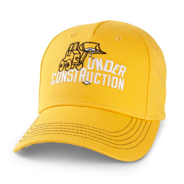 Picture of Kid's Under Construction Cap