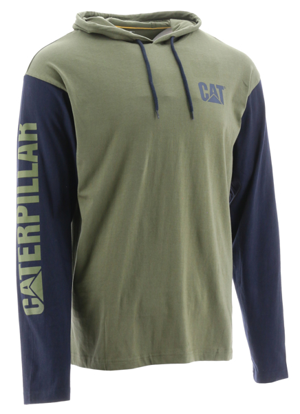 Picture of Chive UPF Hooded Long Sleeve