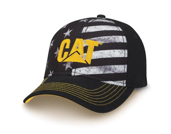 Picture of Sublimated Flag Cap