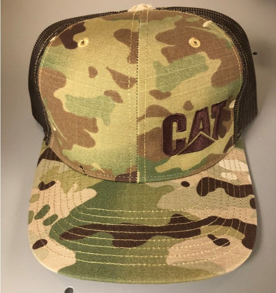 Picture of Coyote Brown Richardson Cap