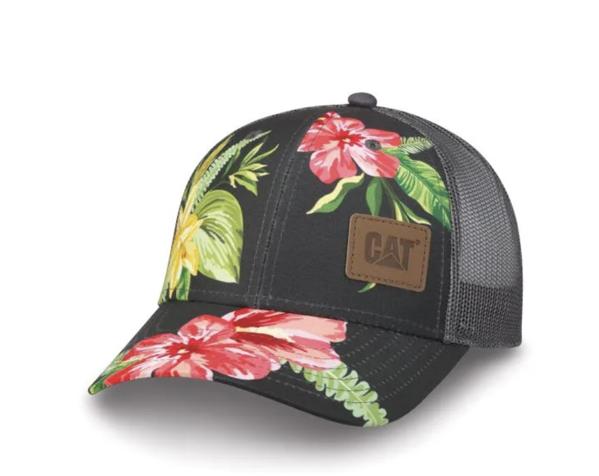 Picture of Ladies Floral Cap
